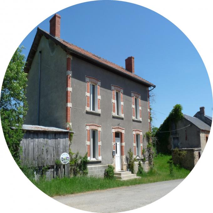 Offres de vente Maison Fontanières (23110)